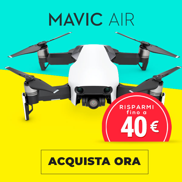 dji mavic air in offerta