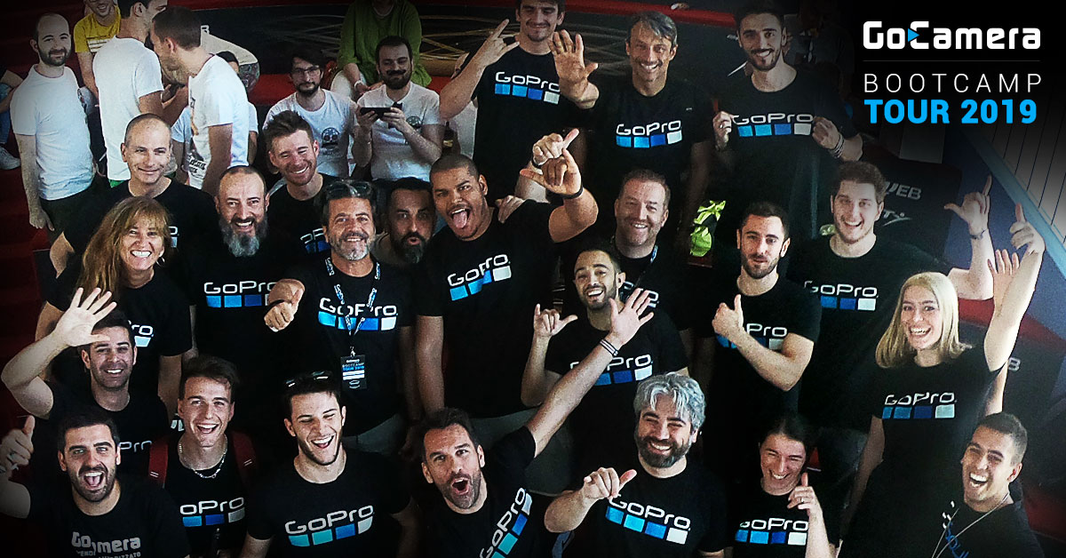 gocamera bootcamp milano 2019