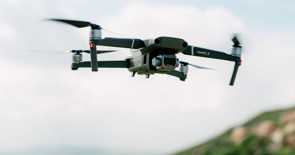 Regolamento Droni 2019