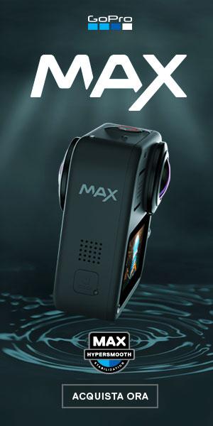 nuova gopro max