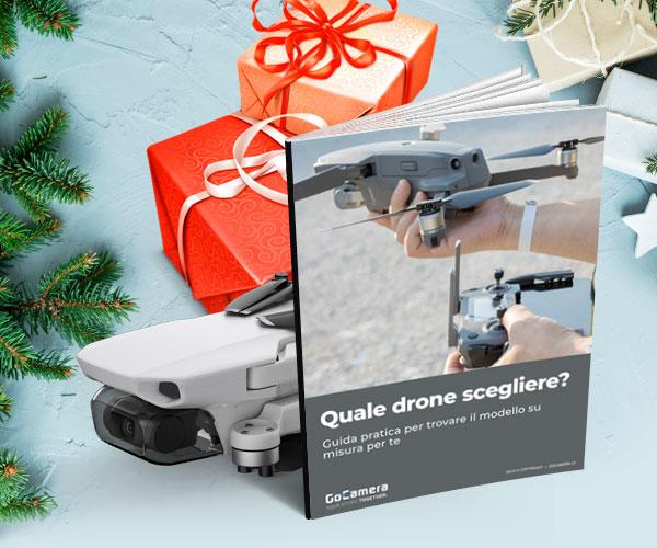quale drone regalare a natale