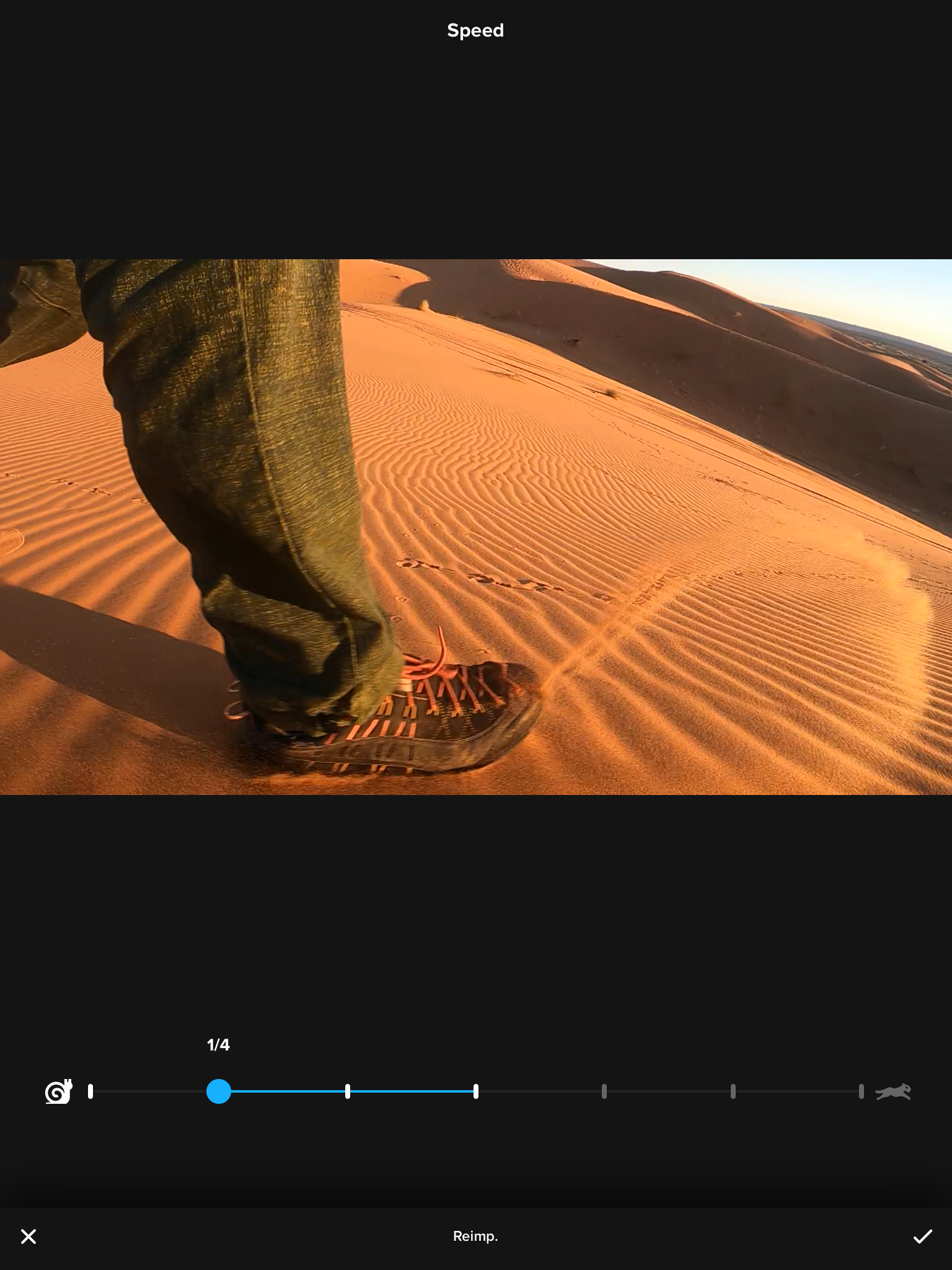 slow motion gopro app