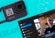 gopro hero 8 come webcam