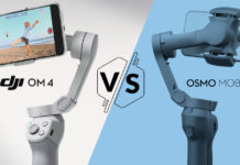 differenze dji om 4 e osmo mobile 3