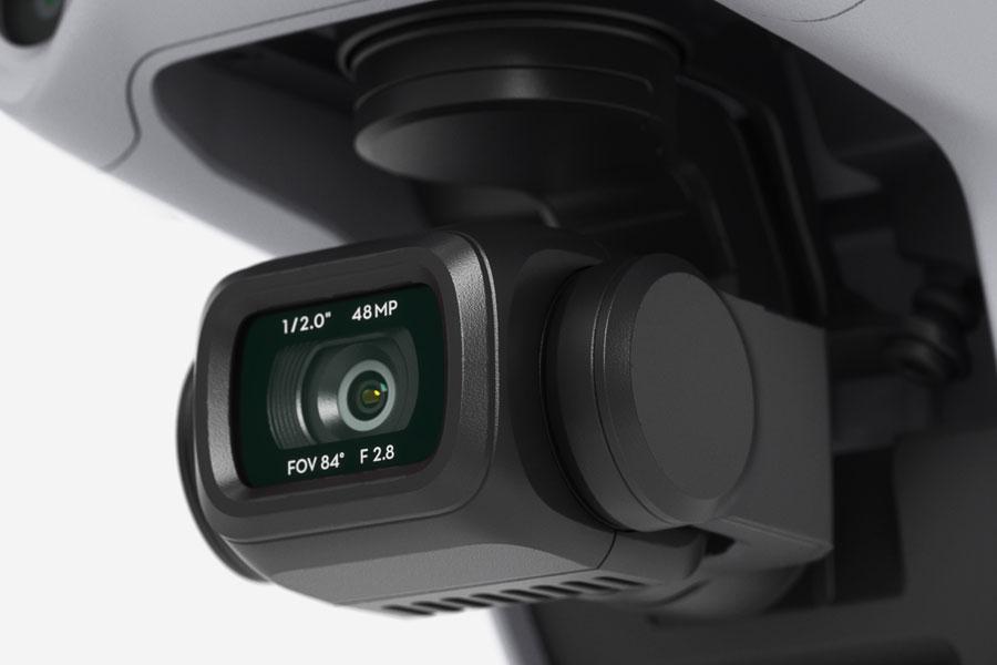 dji mavic air 2 videocamera