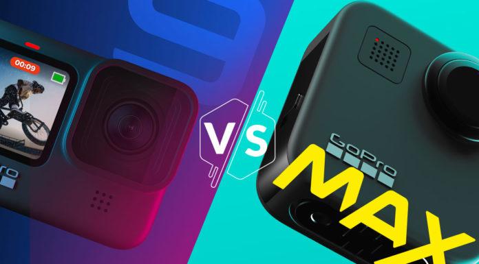gopro hero 9 vs max