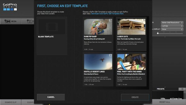 Tutorial gopro studio 2 0 italiano gocamera blog for How to use gopro studio templates