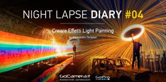GoPro Light Painting