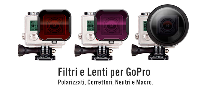 Filtri GoPro