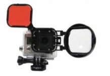 PolarPro Switchblade Rosso/Macro