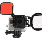 Filtri GoPro | Filtro Switchblade Rosso/Macro per GoPro