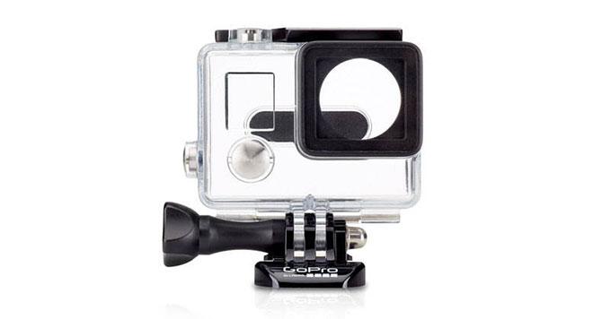 GoPro Slim Case   Stagno 40m per GoPro HERO3+ e HERO£