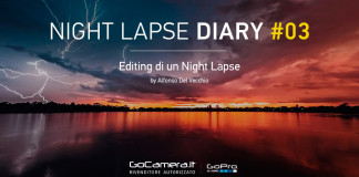 GoPro Night Lapse Editing