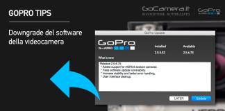 GoPro Downgrade