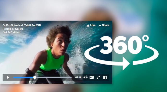GoPro 360 Facebook