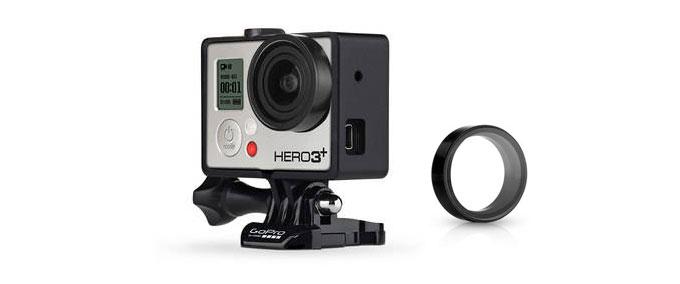 GoPro Lenti di Protezione HERO3+ HERO3 | GoPro Lenti