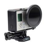 Filtri GoPro | Filtro Neutro Vetro Naked per GoPro HERO3+ e HERO3