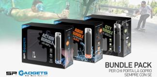 SP Gadgets Bundle Pack Accessori GoPro