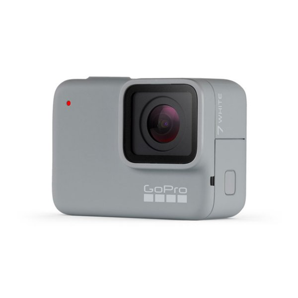 GoPro HERO7 White (Renewed)