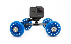 GoCamera Dolly carrello/slider per GoPro