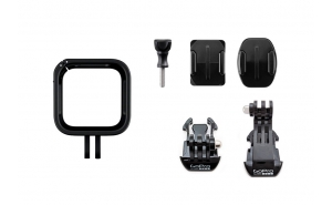 GoPro The Frame per Session (Refurbished) + Kit Montaggio