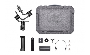 DJI Ronin S - Essentials Kit + T-shirt e Guide omaggio