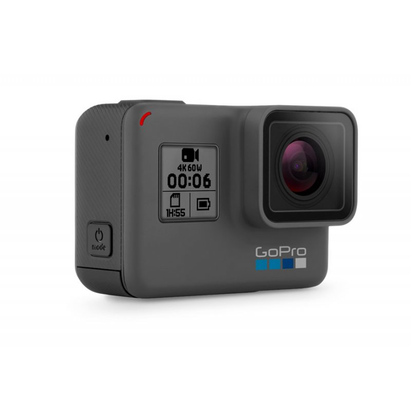 GoPro HERO6 Black (Renewed)