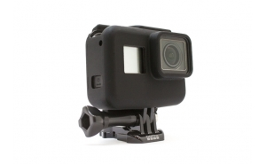 GoCamera Bumper Black per GoPro HERO7/6/5 Black e HERO The Frame