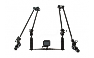 Kit Subacquea GoPro con Luci - Expert