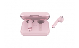 Happy Plugs Air 1 Pink/Gold