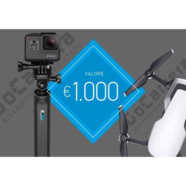 GoPro HERO7 Silver Garanzia Italia 2 Anni ActionCamera RIVENDITORE AUTORIZZATO