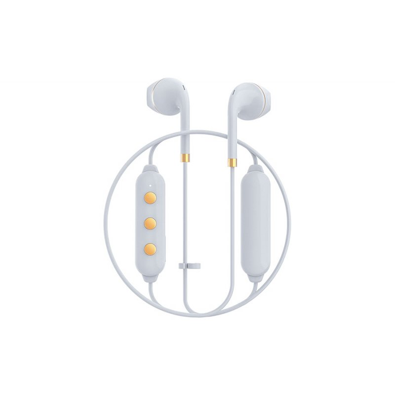 Happy Plugs Wireless II White