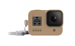 GoPro Sleeve guaina in silicone per HERO8 Black - Sand