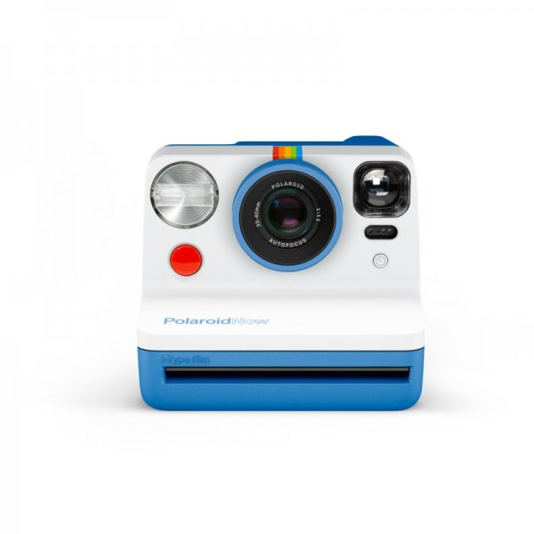 Polaroid Now Blue