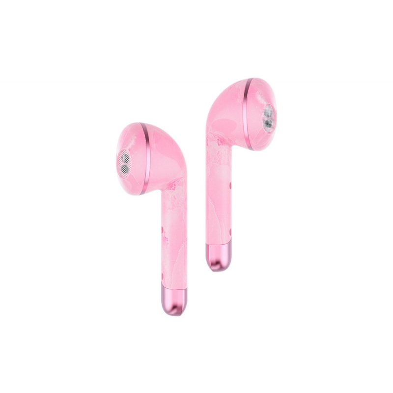 Happy Plugs Air 1 Pink Murble