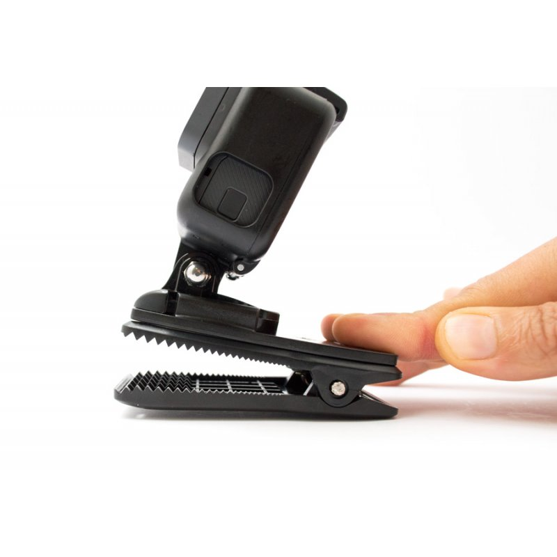 GoCamera Quick Clamp Morsa con Supporto per GoPro