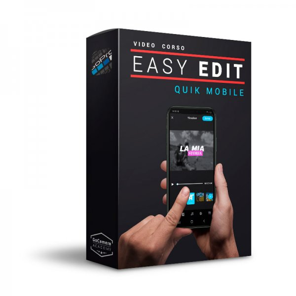 Video Corso Quik Mobile Easy Edit