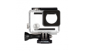 GoPro Case Standard 40m per HERO4/3+/3 (Refurbished)