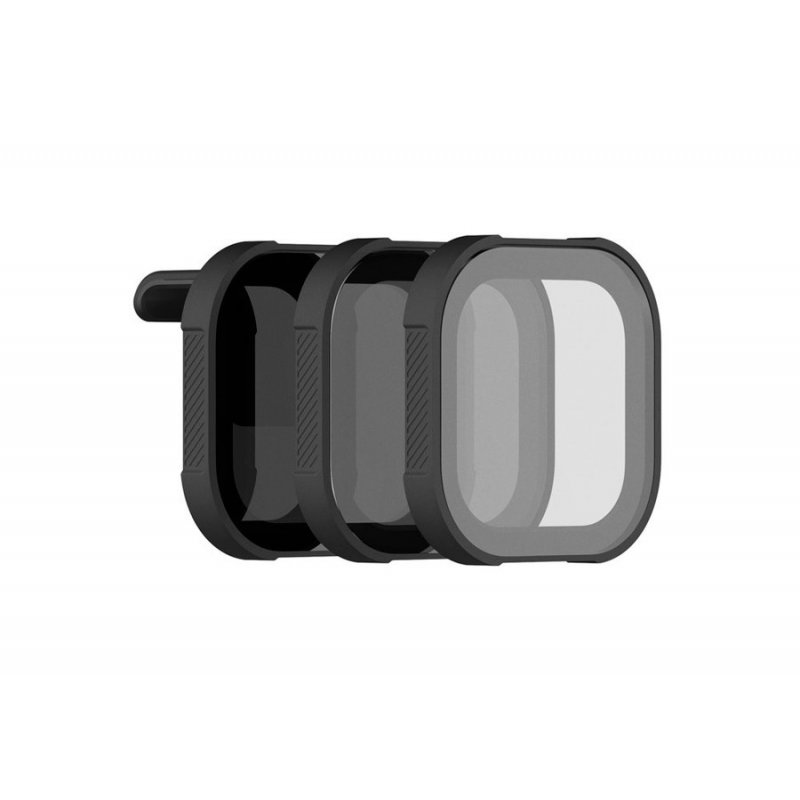 PolarPro Shutter Collection 3-Pack filtri per GoPro HERO8 Black