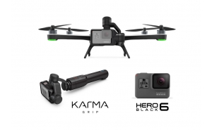 GoPro Karma con HERO6 Black