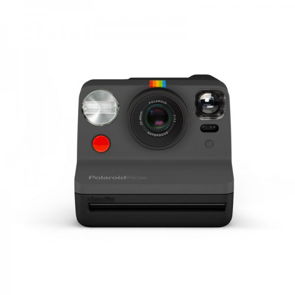Polaroid Now Black