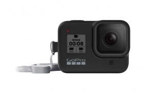 GoPro Sleeve guaina in silicone per HERO8 Black - Blackout