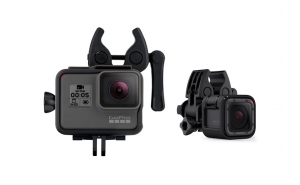 GoPro Supporto per Softair, Arco e Canna da pesca