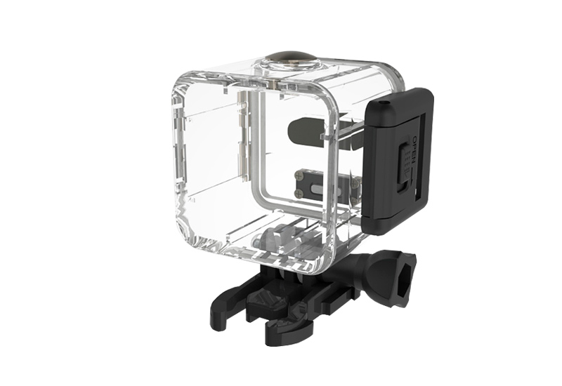 GoScope Case 60m per GoPro Session con 3 Filtri