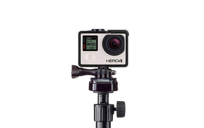 GoPro Supporto per Asta per Microfono (Refurbished)