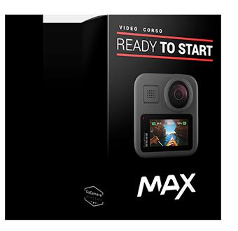 video corso gopro max