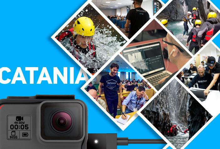 gopro bootcamp catania