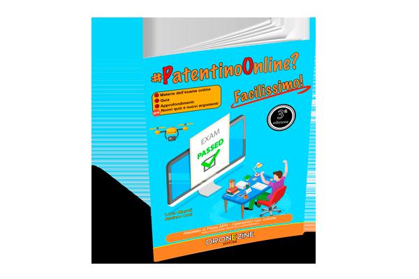 corso preparaziome patentino droni online