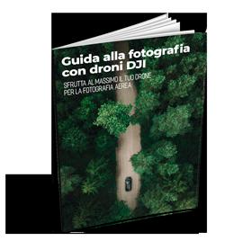 Guida alla fotografia con droni DJI