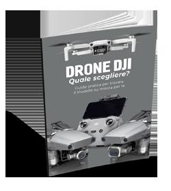 Quale drone DJI scegliere